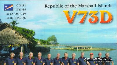 MARSHALL IS