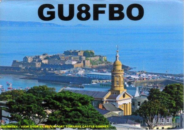 GUERNSEY - GU8FBO