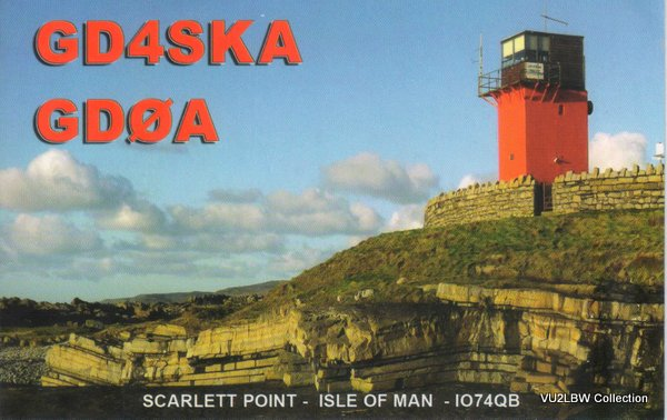 ISLE OF MAN - GD4SKA