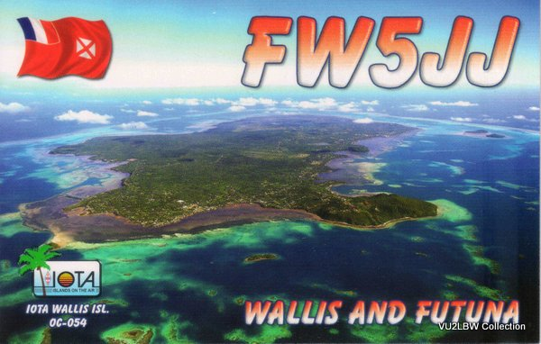 WALLIS AND FUTUNA IS