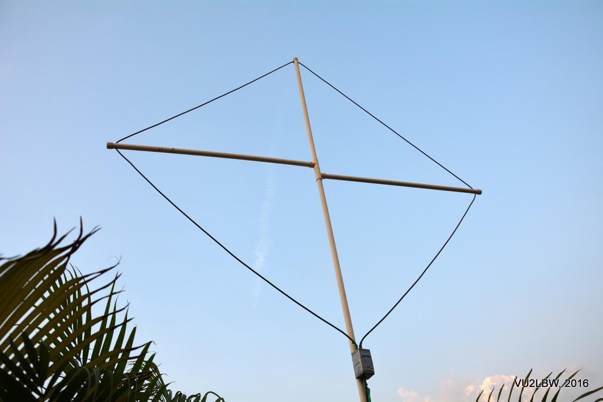 My Antennas | VU2LBW